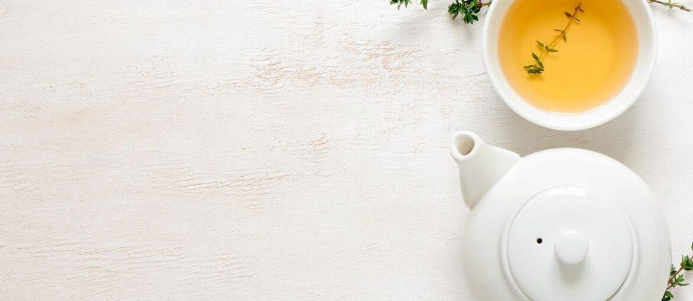chá para cólica